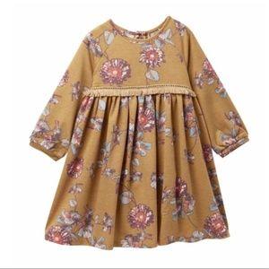 NWT Pippa & Julie Empire Waist Floral Dress Size 5